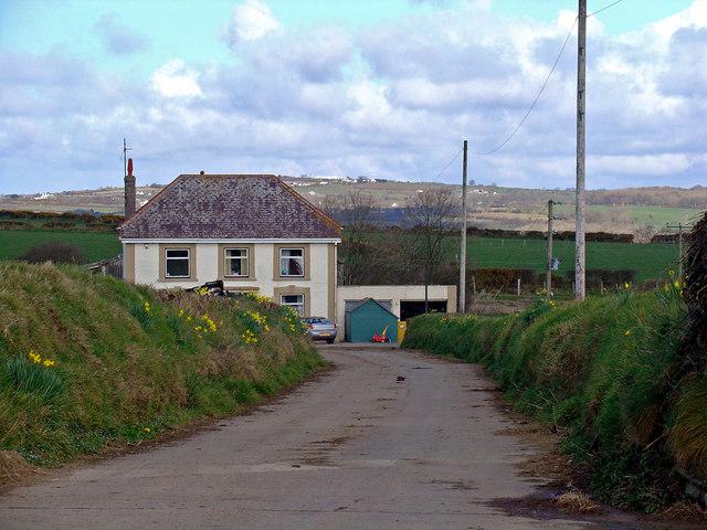 Hafod Farm House, Llandygwydd