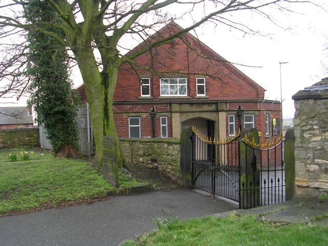 St Mary's Church Hall - off Church Street, Kippax