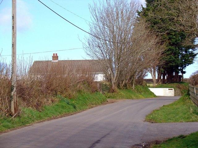 New house at Pensylvania, Llandygwydd