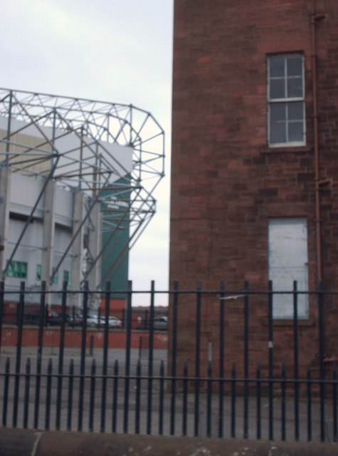 Old School and The Lisbon Lions Stand