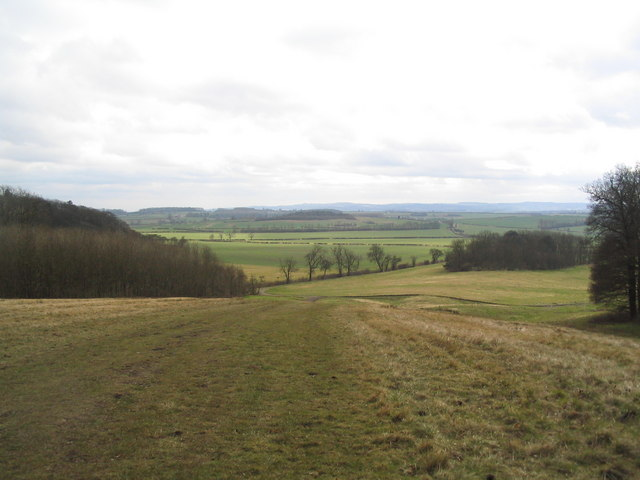 View from the West Leake Hills