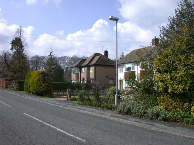 Houses on Hinton Way