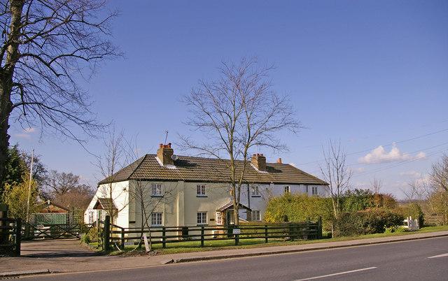 Eastpole Cottages, Bramley Road, London N14