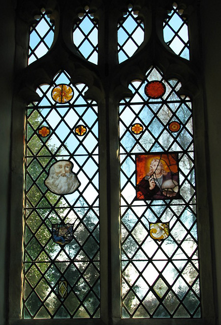 St Margaret's church - stained glass