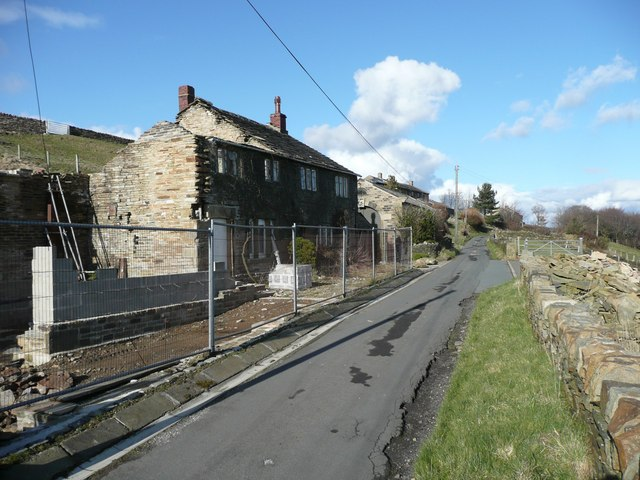 New House, Bunkers Hill, Slaithwaite
