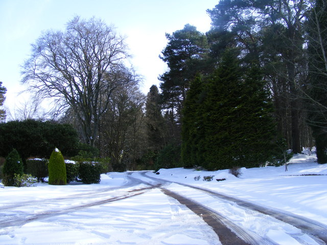 The Grounds of Craighead House