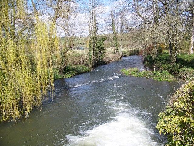 River Nadder, Tisbury Mill