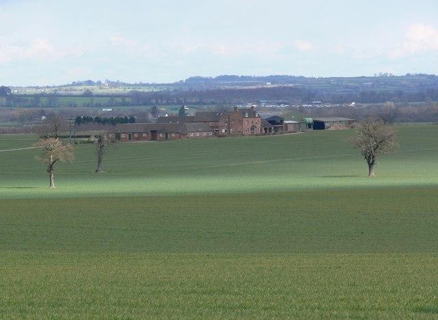 Upper Rectory Farm