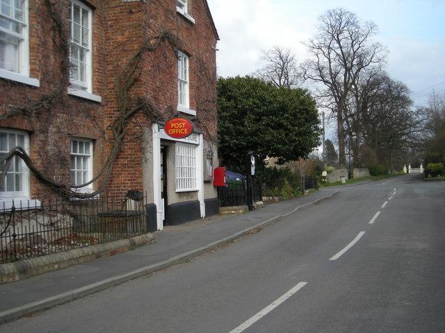 Acton Burnell Post Office
