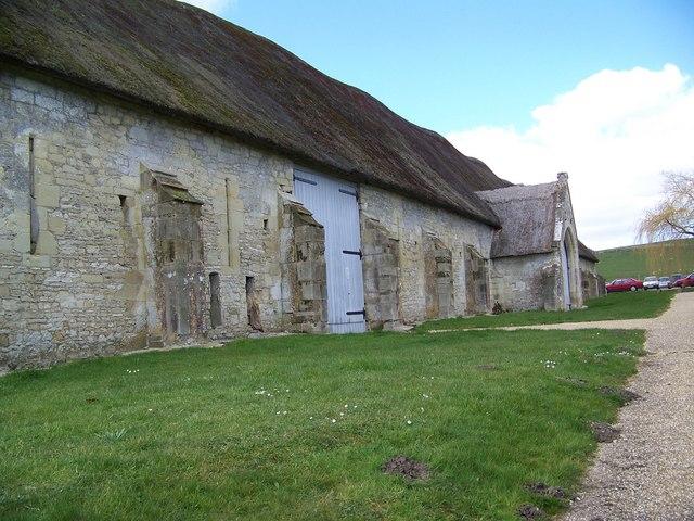 Tithe Barn, Tisbury