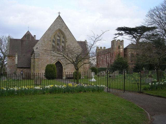Church & Castle