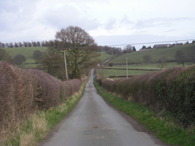 Lane to Parkgate