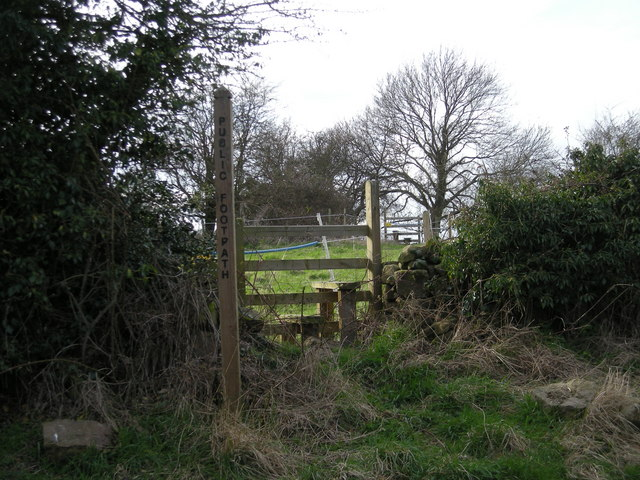 Electrified stile - well, almost
