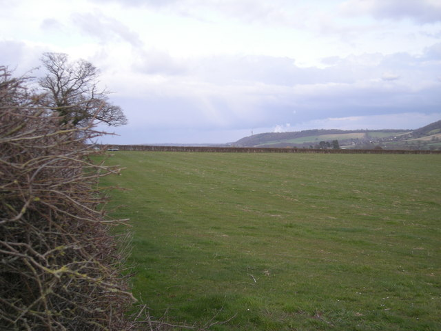 Field by Merrishaw Farm