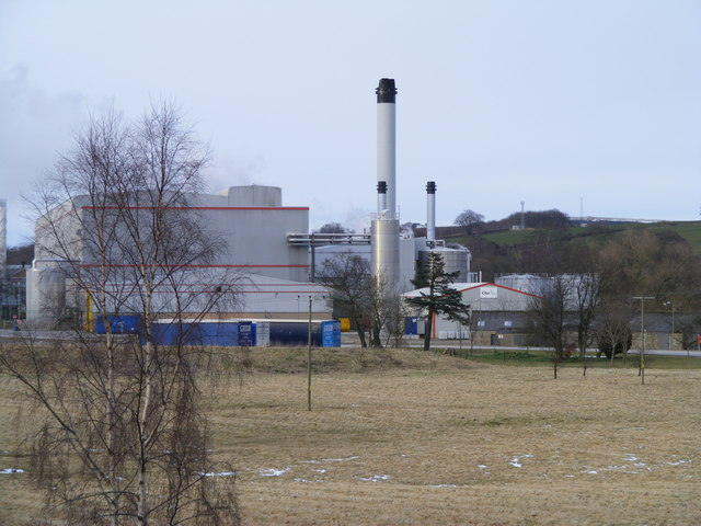 The Paper Mill at Inverurie