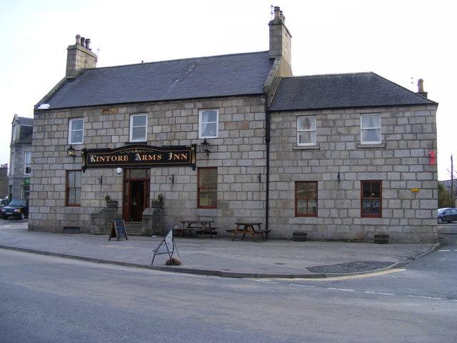 The Kintore Arms Inn