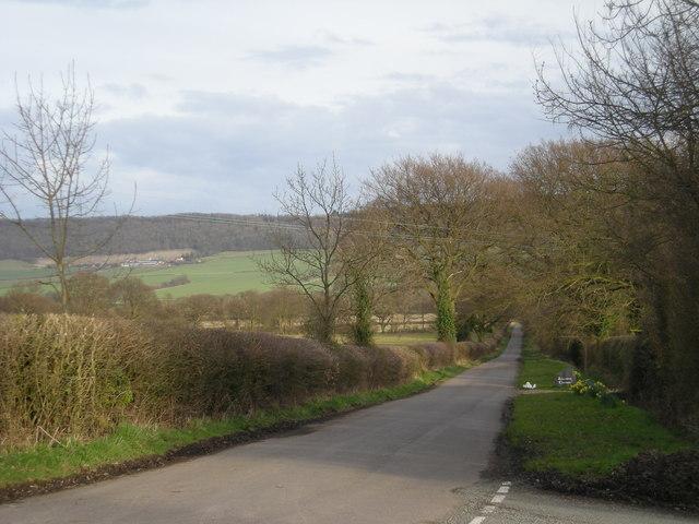 Lane to Hughley