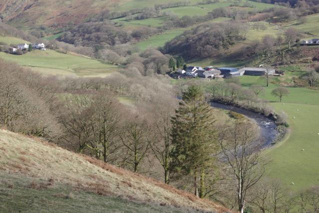 Cwm Ystwyth