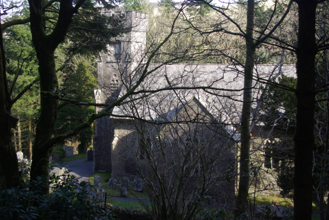 Hafod Church