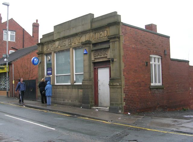 Barclays Bank Ltd - High Street, Kippax