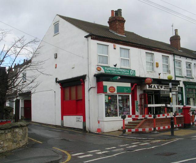 Kippax Post Office - High Street