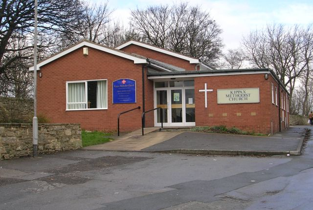 Kippax Methodist Church - Chapel Lane