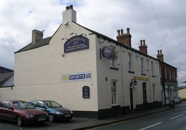 Commercial Inn - High Street