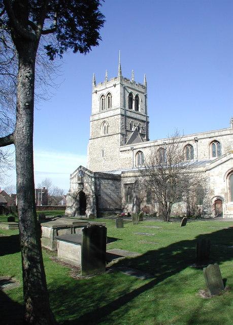 St Nicholas Church, Thorne