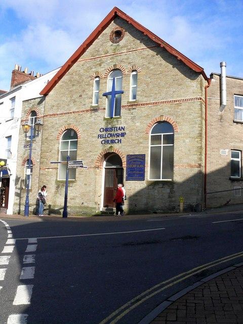 Christian Fellowship Church, Marlborough road