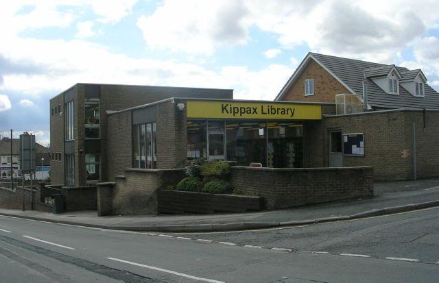Kippax Library - Westfield Lane