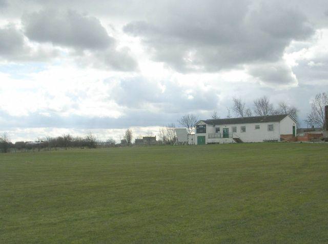Cricket Pitch - Berry Lane, Great Preston