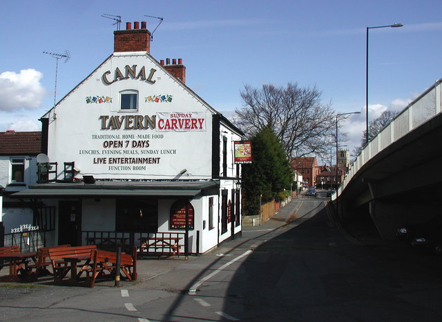 The Canal Tavern, Thorne