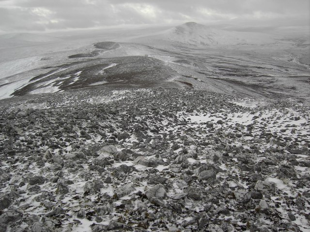 Small Mount Ridge