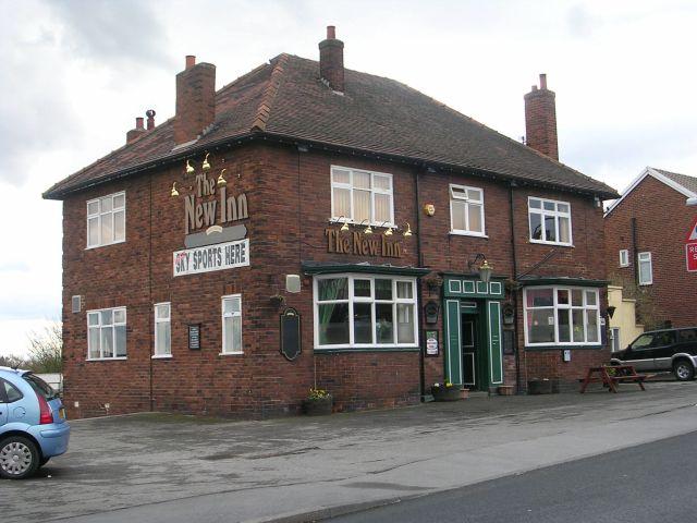 The New Inn - Berry Lane, Great Preston
