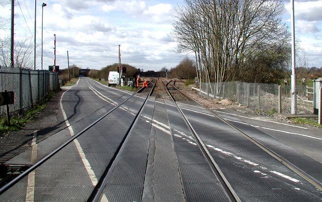 Kirton Lane Crossing