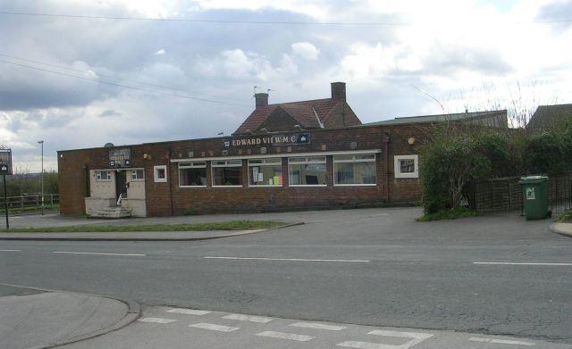 Edward VII WMC - Preston Lane, Allerton Bywater