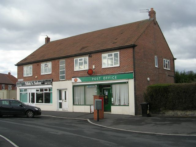 Post Office - Highfield Drive, Allerton Bywater