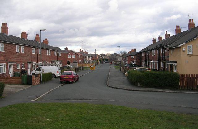 Blands Avenue - Leeds Road