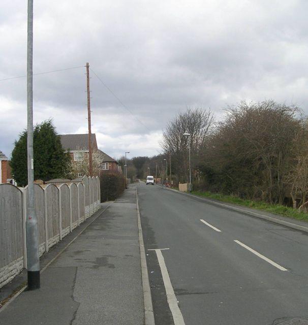 Doctors Lane - Leeds Road