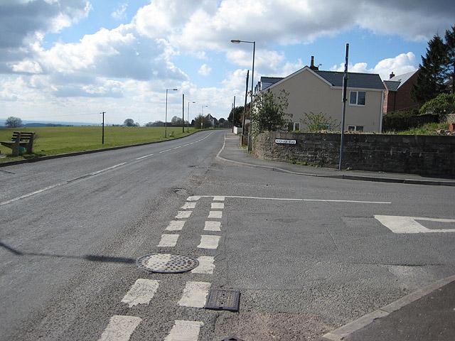 Dockham Road meets Littledean Hill Road