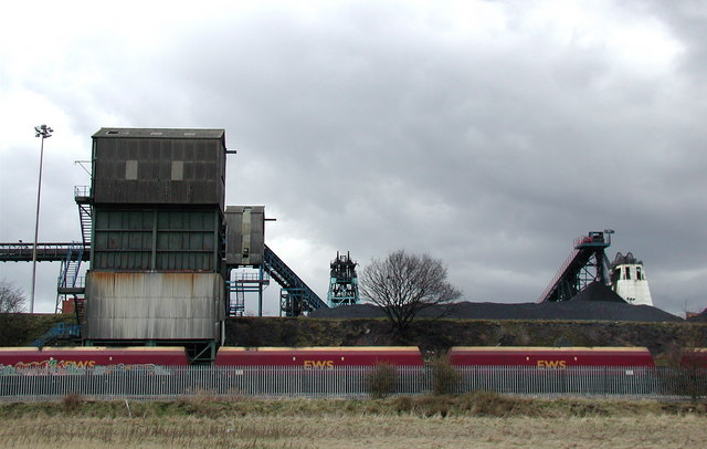 Hatfield Main Colliery