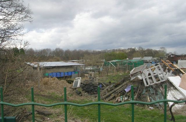 Allotments - Leeds Road, Allerton Bywater