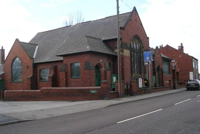 Allerton Bywater Methodist Church - Main Street