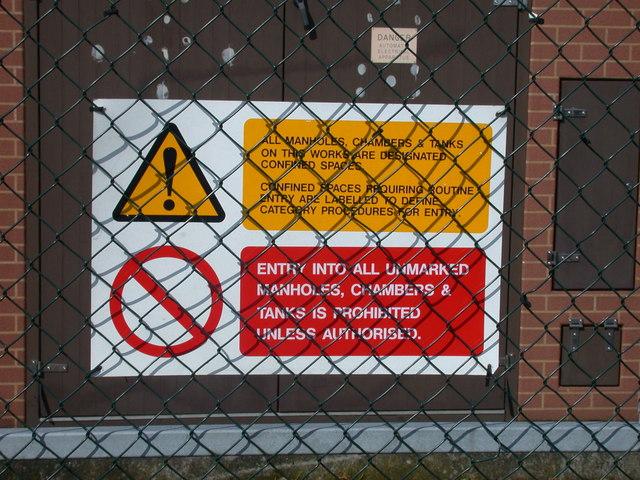 Prohibited unless authorised