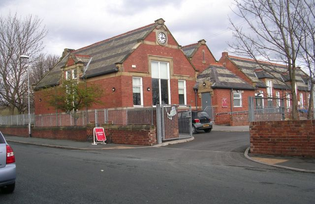 Allerton Bywater Library - Vicars Terrace