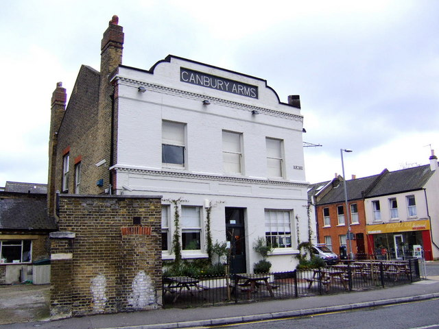 Canbury Arms, Kingston upon Thames