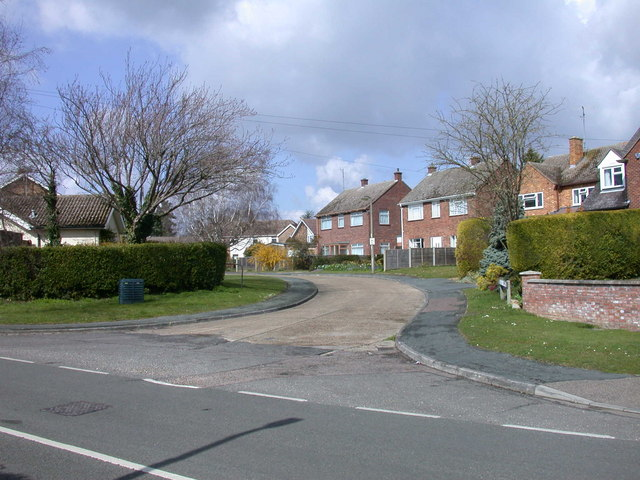 St Andrew's Close, Stapleford