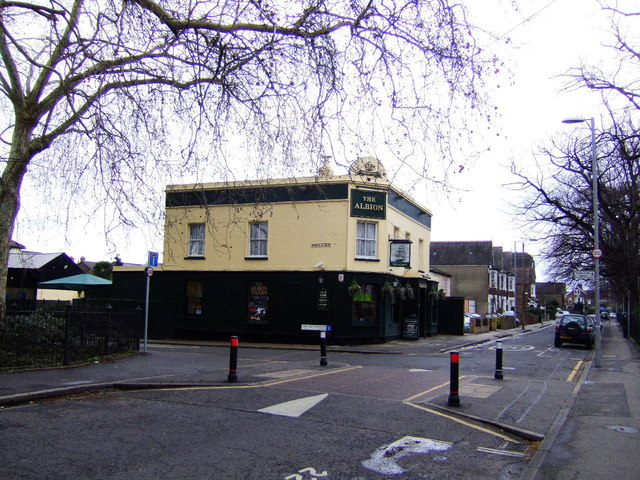 The Albion, Kingston upon Thames
