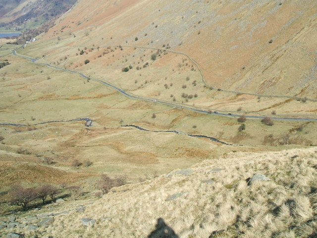 Bottom of Kirkstone Pass
