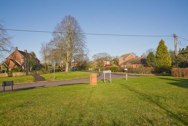 Junction of Parsonage Lane, Heathen Street & Kytes Lane